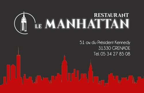 Restaurant le manhattan