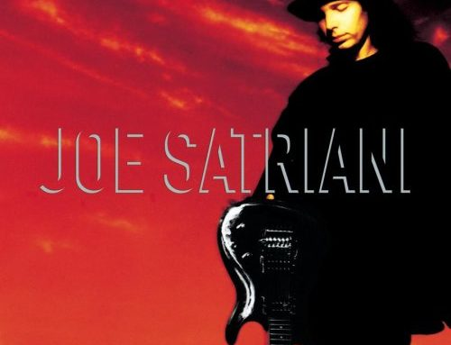 Joe Satriani – Cool #9 / Mode Dorien