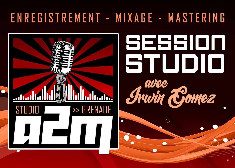 Enregistrement groupe haute Garonne - Multimusique